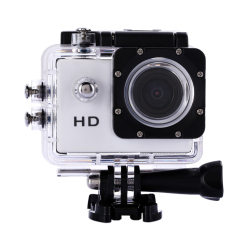 "Full HD 30M Waterproof Sports Action Camera DV DVR 2.0"" SJ4000 White - intl"