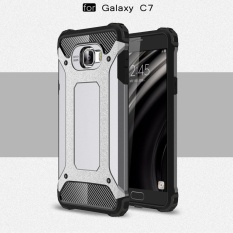 PHP 242. Galaxy C7 Case, Armor Series Shock Proof Hybrid Heavy Duty Dual Layer ...