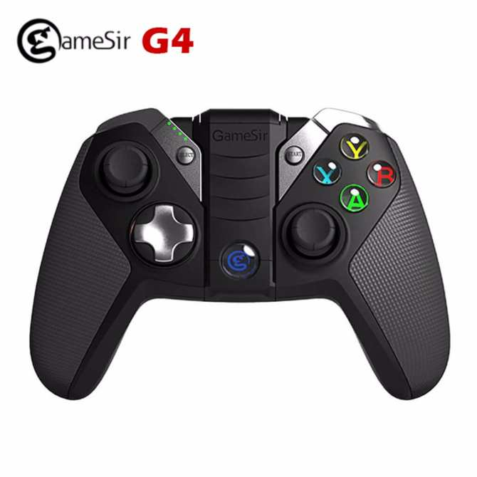 GameSir G4s Bluetooth 4.0 / 2.4G Wireless / Wired nes Gamepad Game Controller snes 800 mAh Capacity for iOS Android PC PS3