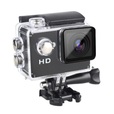Goldfox SJ4000 720P HD 2 inch Waterproof Sport Action Camera HelmetBike Car Camcorder CAM Mount A8