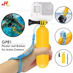 Gp81 Floater And Bobber For Sjcam And Gopro Hero Action Sports Cameras (yellow) By Hawkonecp Gadget.