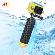 GP82D Bobber Floater Hand Grip For Go pro Hero 5 4 3+ 3 Tripod Monopod