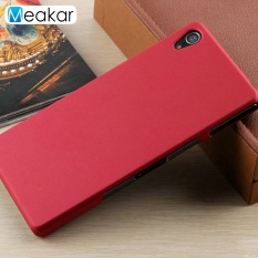 PHP 225. Grind arenaceous Hard Plastic shell 5.2 Cell Phone back Cover Case for Sony Xperia Z2 D6503 D6502 - intlPHP225
