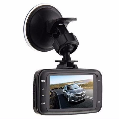 Gs8000L Car Dvr 1080P,Hd Black Box Traveling Driving Data Recorder Camcorder Vehicle Camera Night Version Dashboard Dash Cam With 120 Degree Angle View(Black)