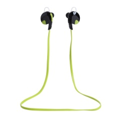 H7 Wireless Sports Bluetooth Headset In -ear Earphone Stereo Earbuds ( Green ) - intl