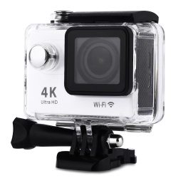 H9 1080P 30M Waterproof Action Sport Camera(EU PLUG) - intl