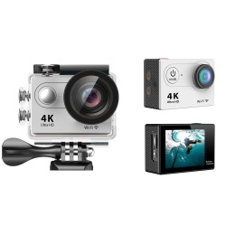 H9 Ultra HD 4K WiFi 2.0 Inch Sport Camera Video Camcorder Waterproof YE - intl