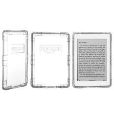 For Amazon Kindle Paperwhite 2 Hard Transparent Acrylic With