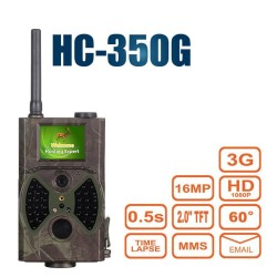 HC-350G (3G and SMS Command) High-end Digita huntingl Camera [WCDMA] - intl