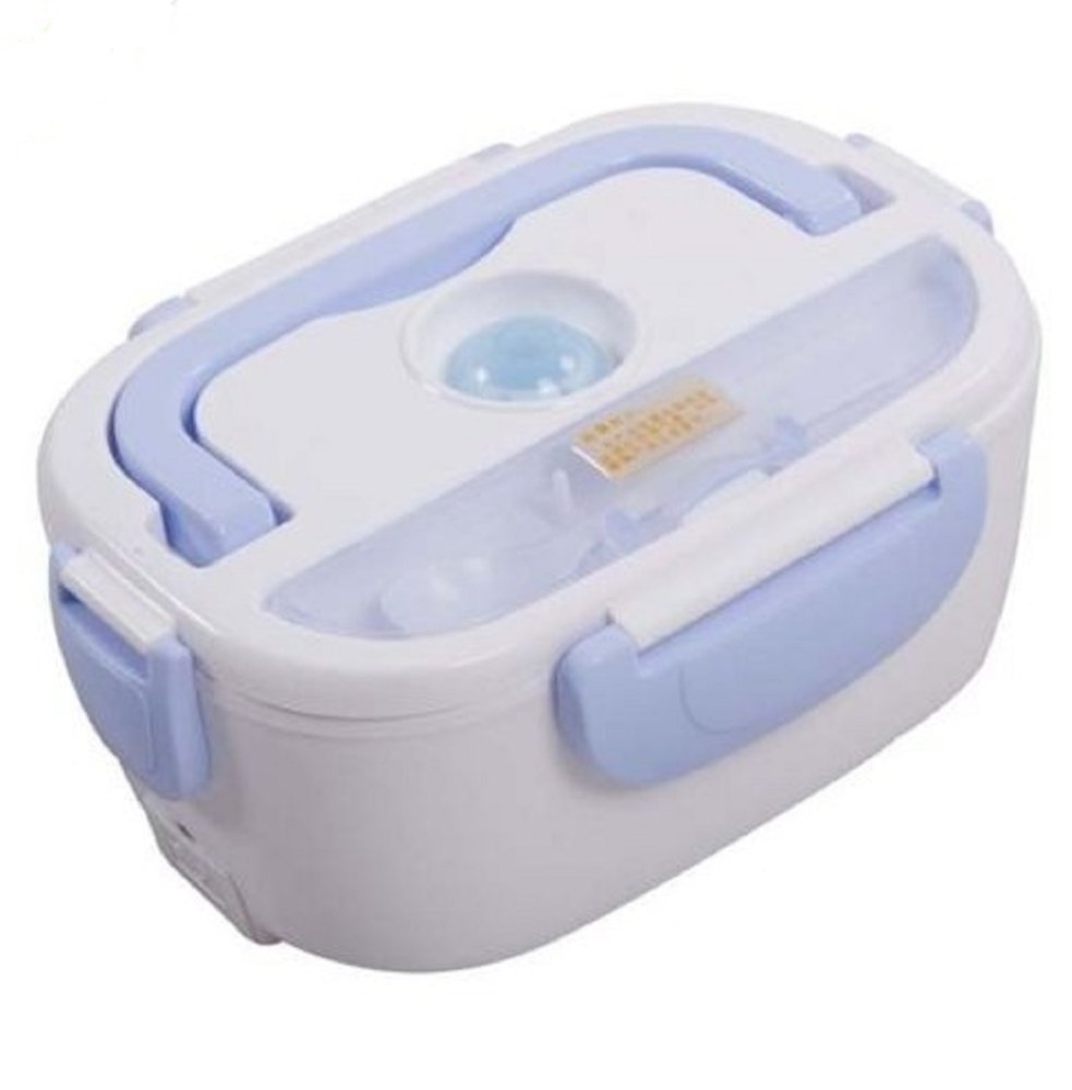 Keimav Heat Preservation FM-218 Electric Lunch Box (Blue) product preview, discount at cheapest price