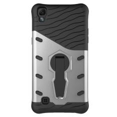 Heavy Duty Shockproof Dual Layer Hybrid Armor Defender Full Body Protective Cover with