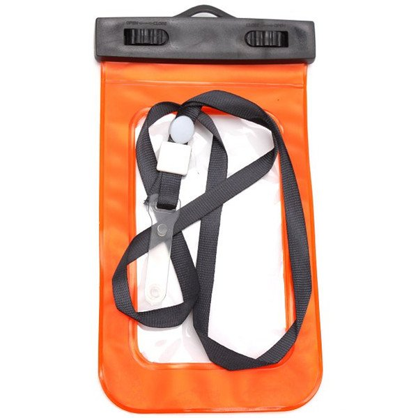 HengSong Dry Mobile Pouch (Orange)