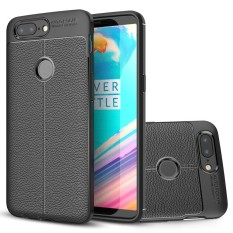 Hicase Premium PU Ultra Thin Full Protection Anti-Scratch Case Cover for OnePlus 5T 6.01