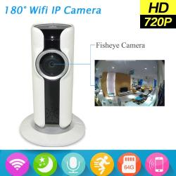 VR Cam 180 Degree CCTV Security Mini system Wifi home wireless spy cam HD