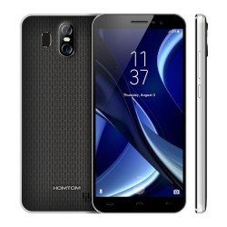 HOMTOM S16 Fingerprint Mobile Phone 5.5 Inch 2GB RAM 16GB ROM - intl