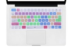 HRH For Magic Adobe Premiere Pro CC Shortcuts Hot keys Design Silicone Keyboard Skin Cover for