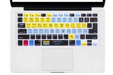 HRH Serato Scratch Live SSL-M-CC Shortcuts Keyboard Skin Hotkeys Cover F All