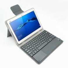 Huawei M3 Lite 10.1 Inch Bluetooth Keyboard With Flip Case By Winhotech.