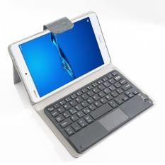 Huawei M3 Lite 8.0inch Bluetooth Keyboard With Flip Case By Winhotech.