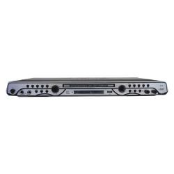 Hug H68-579 Slim Type DVD Player with Radio (Sliver)