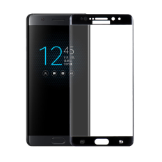 ICHECKEY 3D Arc Dual-dege Full Tempered Glass Screen Protector Cover Film for 5.7 Inches