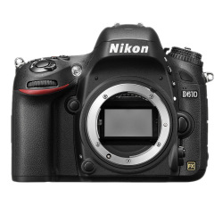 (IMPORT) Nikon D610 FX Full Frame Digital SLR Camera Body Black