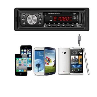 Philippines | Discount In Dash Car Audio Bluetooth Stereo