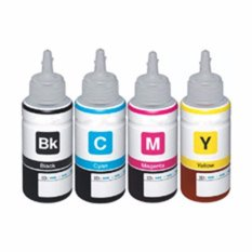 Premium Dye Ink For Epson Printer (black, Cyan, Magenta, Yellow) By Sunsonic Electronic Plaza.