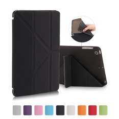 iPad Mini Smart Case Soft Translucent Frosted Magnetic Stand Coverwith Sleep / Wake Function for iPad