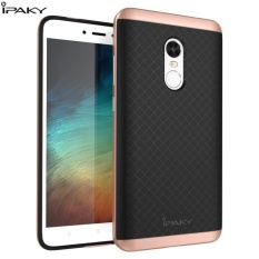 iPaky Slim TPU+PC Shockproof Hybrid Case for Xiaomi Redmi Note 4X - rose gold