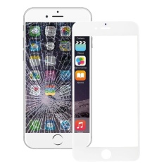 IPartsBuy For IPhone 6 Plus Front Screen Outer Glass Lens With Front LCD Screen Bezel Frame