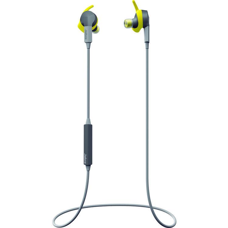 Jabra Sport Coach 94dB Bluetooth Headset (Yellow)