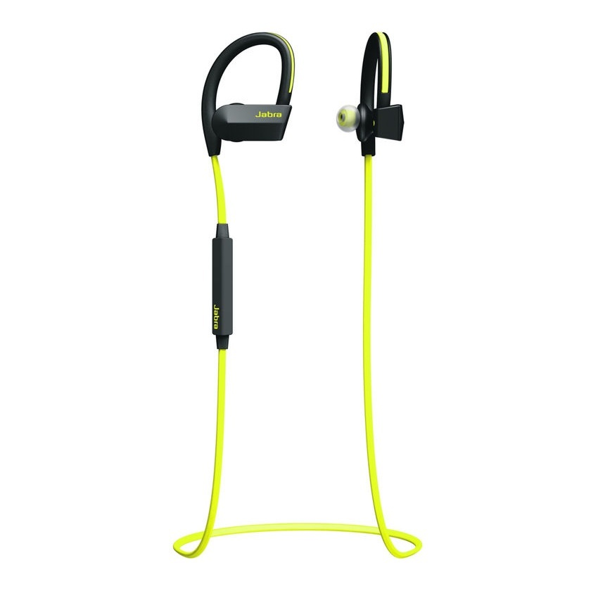Jabra Sport Pace 109dB Bluetooth Headset (Yellow/Black)
