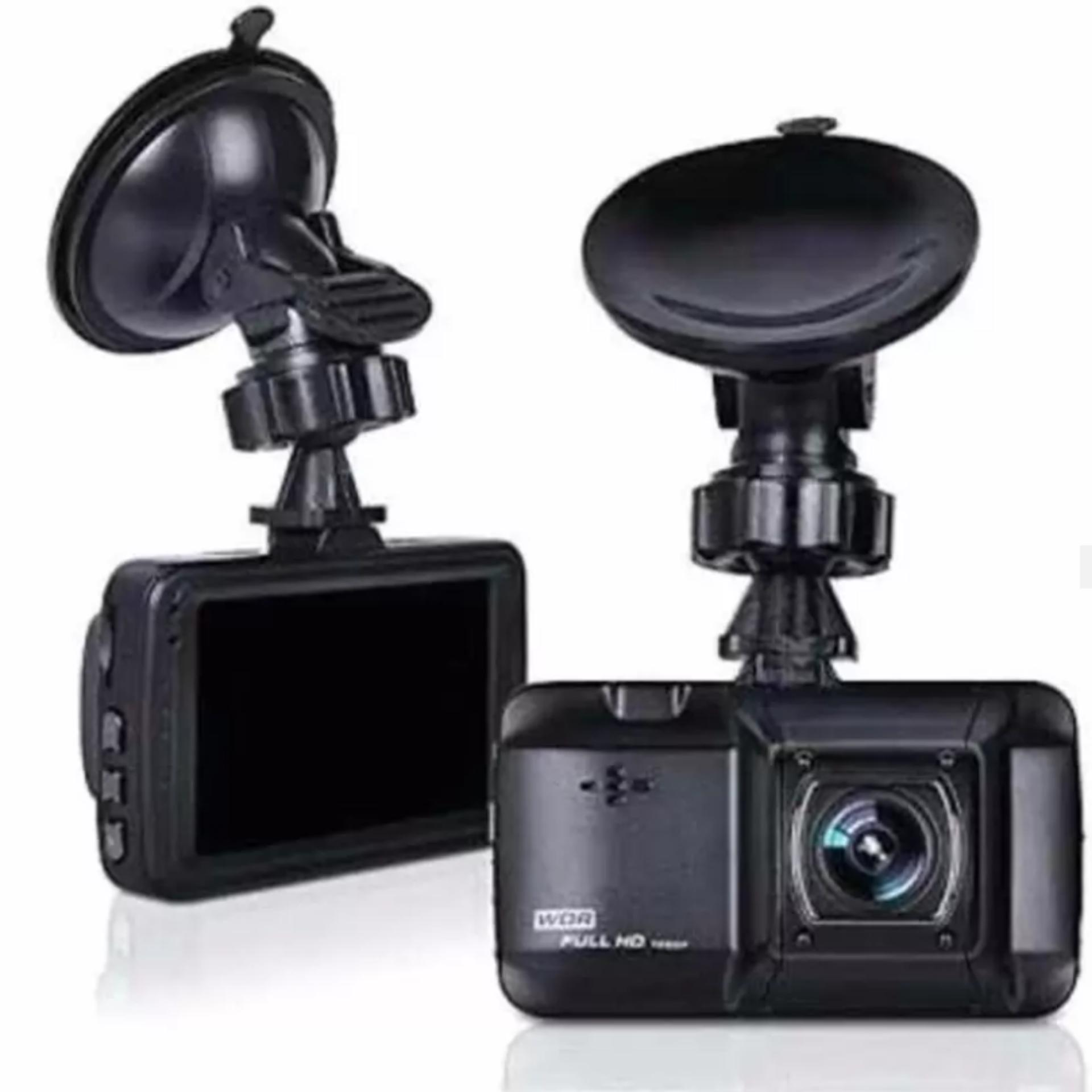 Jason D-1-01 Car DVR 1080P 30FPS 3.0'' Screen WDR Car Plate Stamp IR Night Vision Parking Guard