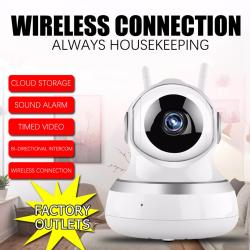 JSL 1080P IP Camera Wireless Home Security IP Camera Surveillance Wifi Night Vision