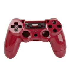 JUMPOVER Case Button Kit Replacement Parts for Sony PS4 - Red - intl