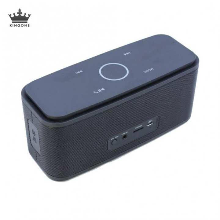 Kingone F8 Portable Wireless Bluetooth Speaker Black