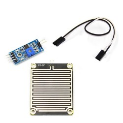 LDTR-WG0050 MaiTech Large Area Humidity Raindrop Module Sensor for Arduino - intl
