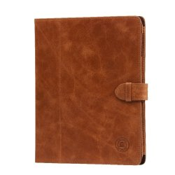 Leather Folio Case for iPad (Golden Tan)