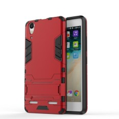 Lenovo A6000 Meishengkai Case For Lenovo A6000 Hybrid Case, Dual Layer Shockproof Hybrid Rugged Case