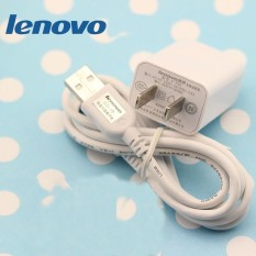 LENOVO Original Fast Charger 2A For Lenovo k5 / k6 w/ Micro2 0 USB  Cable(White)