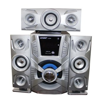 LEXING LX-3200A 3.1 Multimedia Speaker System (Silver)