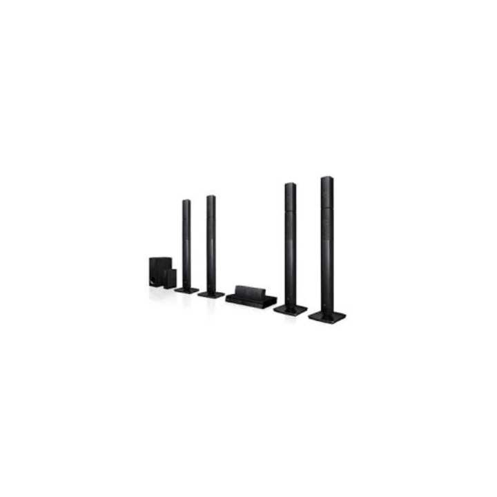 LG LHB655NW 3D Blu-ray Home Theatre System (Black)