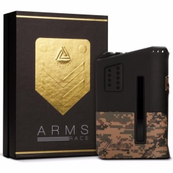 Limitless Arms Race LMC Variable Temperature Control 200W Box Mod (Brown)