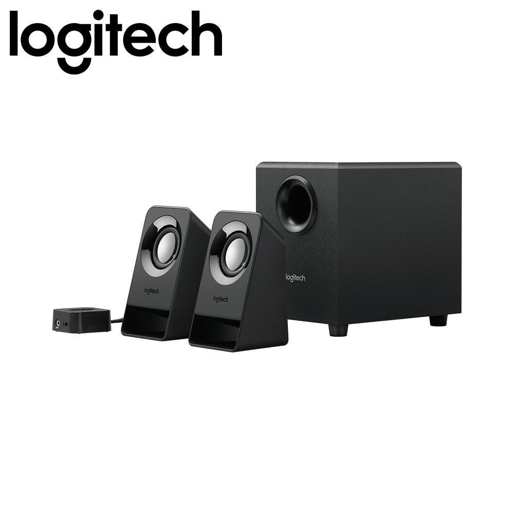 Logitech Z213 Compact 2.1 Multimedia Speaker - thumbnail
