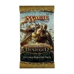 Magic the Gathering: Mirrodin Besieged Booster Pack - intl