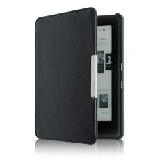 Magnetic Auto Sleep Slim Cover Case Hard Shell For KOBO GLO HD 6.0inch BK -