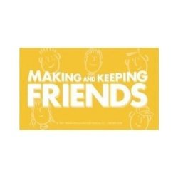 Making and Keeping Friends Cards High School - intl