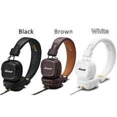 a85e50b40ec Marshall Major II 2 Generation Headphone Noise Isolating Earphone Over-Ear  Headsets