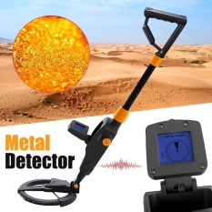 MD-1008A Metal Detector Beach Search Machine Underground Gold Digger LCD  Diaplay - intl